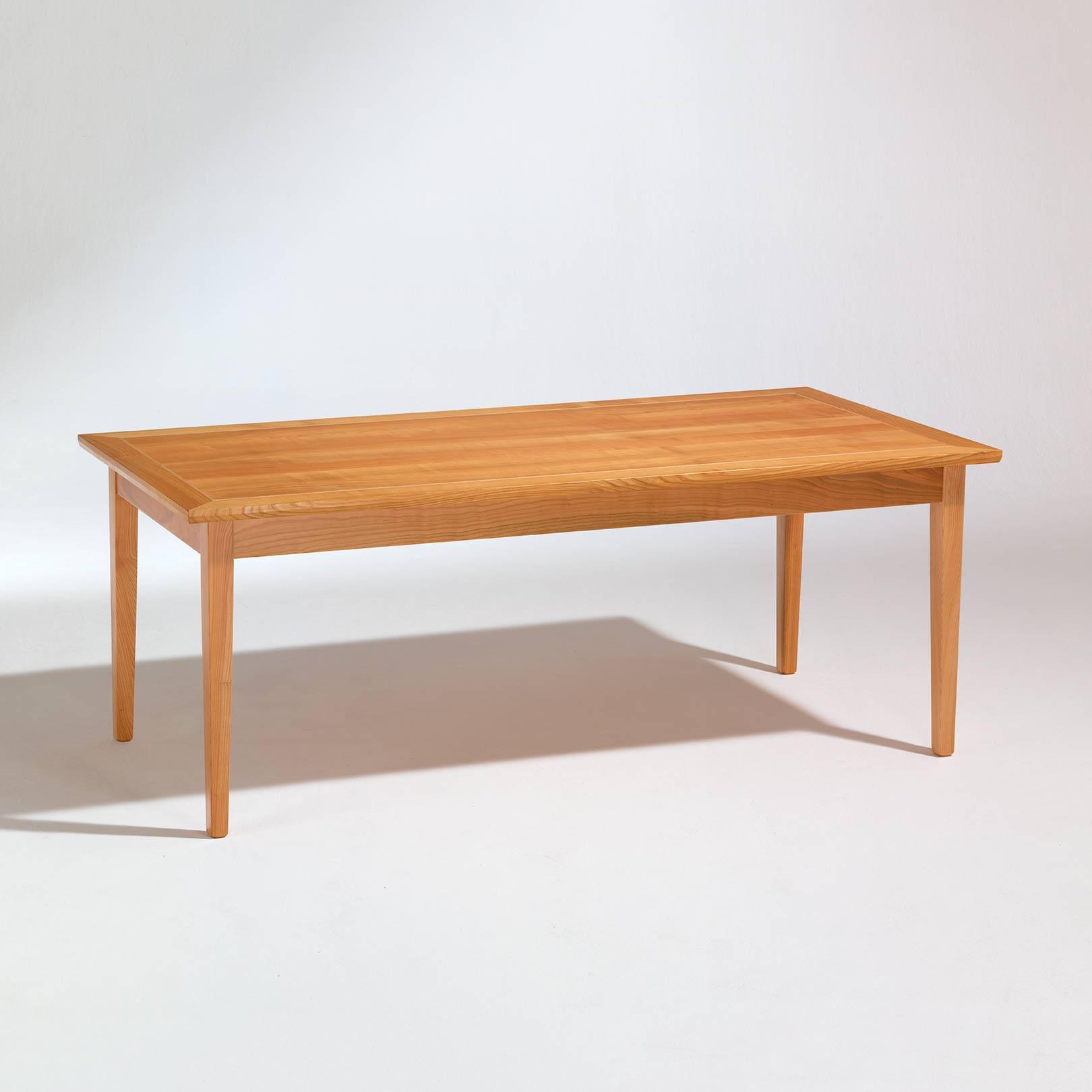 biedermeier tisch mit auszug - lignum möbelmanufaktur