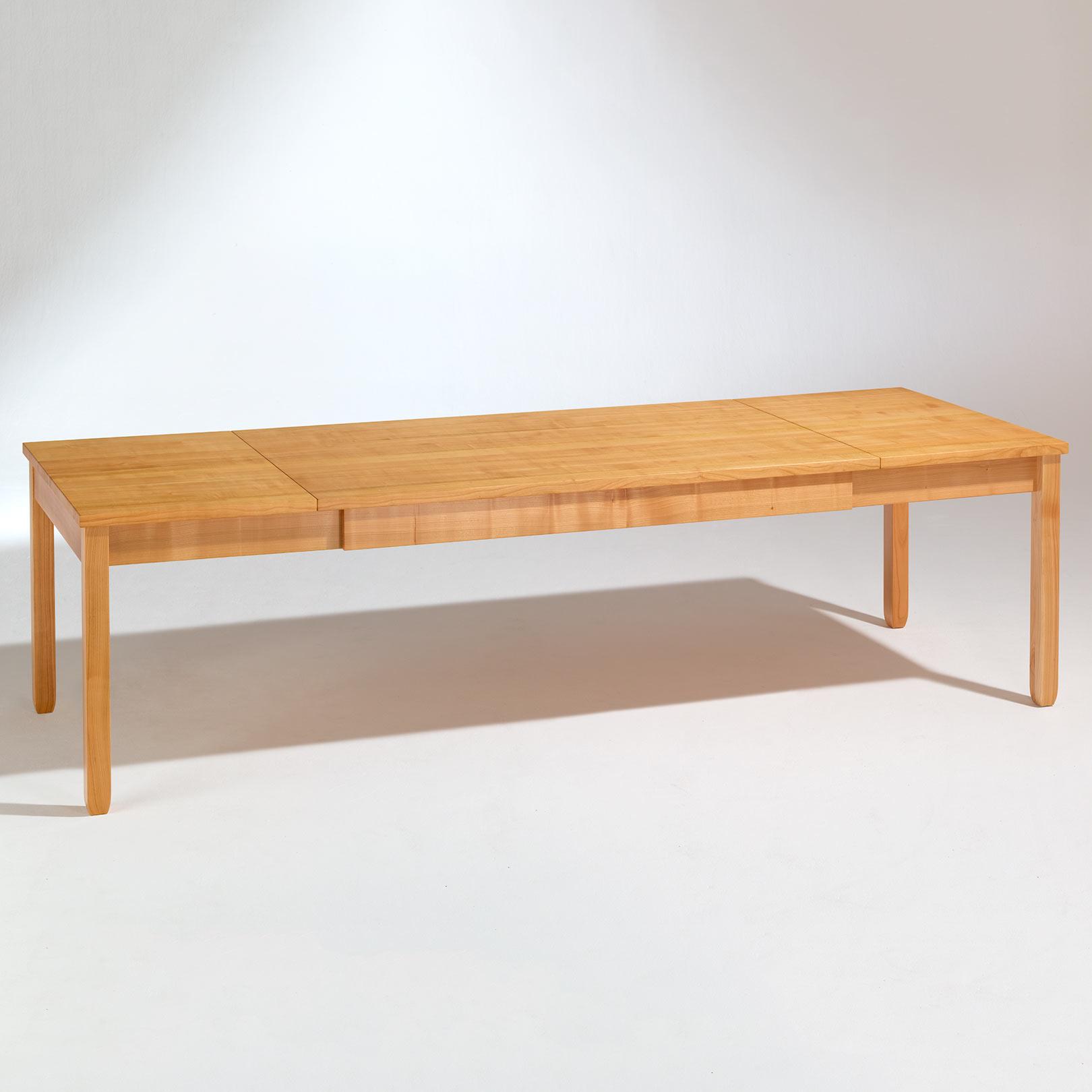 Esstisch mit Doppelauszug LIGNUM Möbelmanufaktur